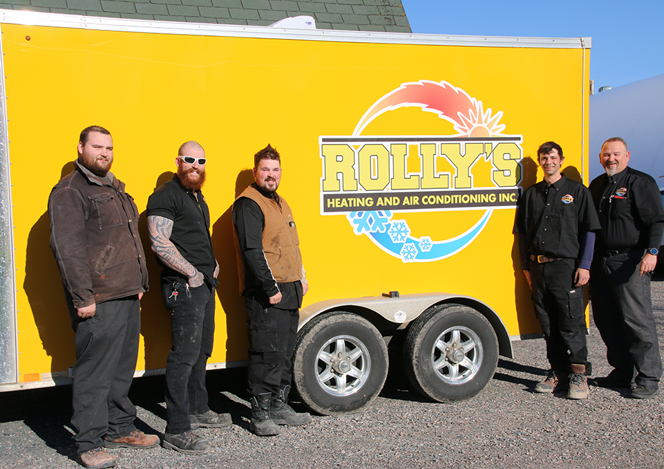 Our Team At Rollys
